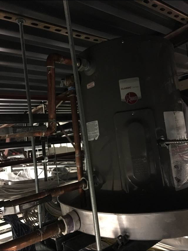 commercial water heater boulder longmont
