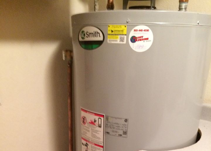 hot water heater replacement boulder longmont